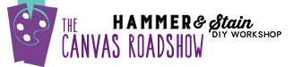 The Canvas Roadshow Logo